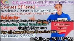 Our Classes Academic Classes- 6th to 12th