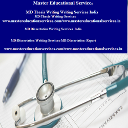 MD Thesis Writing Services