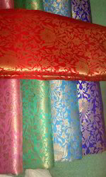 Georgette Brocade Fabric