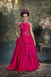 Kid's Girl Gown