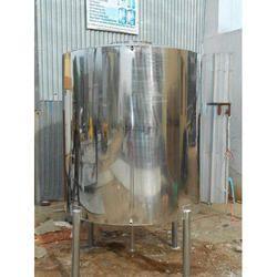 Storage Minerals Tank