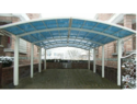 Terrace Roofing Sheds Frame