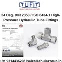 Tufit Banjo Elbow Coupling (High Pressure)