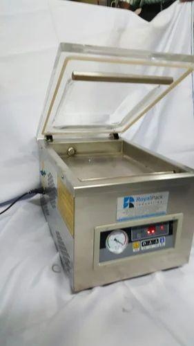Vacuum Pack Machine - Single Chamber Vacuum Packager Machine