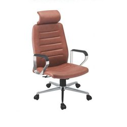 High Back Brown Executive Chair