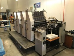 Hamada B452a Offset Printing Machine