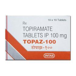 Topaz Topiramate Tablets