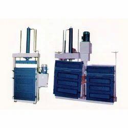 Hydraulic Baling Press for Raffia Plastic