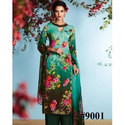 Digital Printed Unstitched Salwar Suit