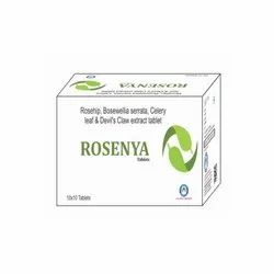Rosehip Bosewellia Serrata Celery Leaf and Devil''s Claw Extract Tablet