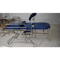 SS Labour Table Telescopic