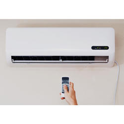 Wall Mount Air Conditioner Copper Piping Internal Fitting Services