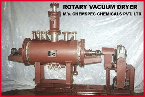 Automatic Rotary Vacuum Drier