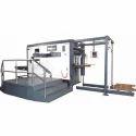 Semi-Automatic Die Cutting Punching & Creasing Machine