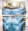 3D Ocean Floor Tile