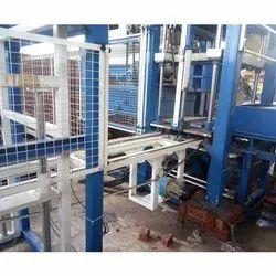 Oil Vibration Type Fly Ash Bricks And Block Making Machine