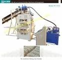 Concrete Brick and Paver Block Making Machine