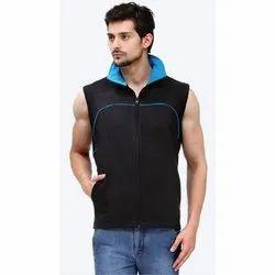 Full Sleeve SCOTT Mens Sleeveless Jacket