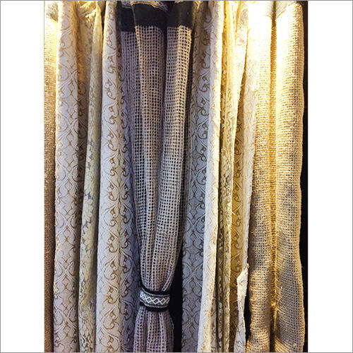 Amazing Designer Jute Curtains