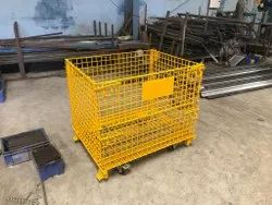 Palletized Cages & Container