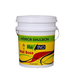 Interior Emulsion Paint, Packaging Size: 20 Liter