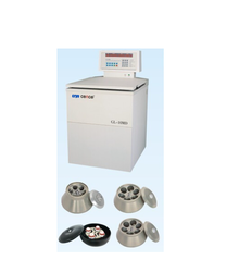 High Speed Capacity Refrigerated Centrifuge - GL-10 MD