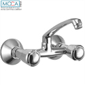 Sliver Sink Mixer - Wall Mounted