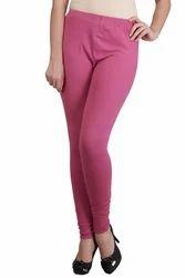 Plain Falsa Color Cotton Leggings