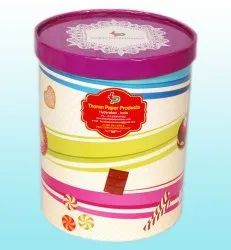 Paper Food Packing Canister 1l & 2l