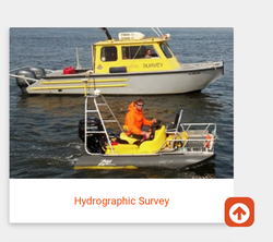 Hydrographic Survey in India