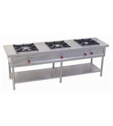 Single Burner Cooking Range Model 1