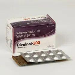 Divalproex Sodium Tablet