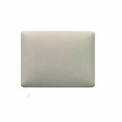 Metallic Finish Silver Aluminium Plastic Composite Panel