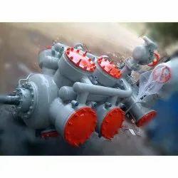 45 Ton Kirloskar Ammonia Compressor, Discharge Pressure: 21 Bar
