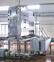 Mango Pulp Processing & Canning Line