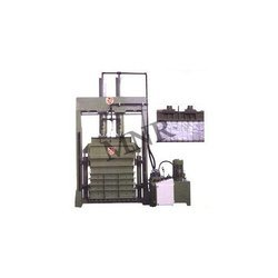 Double Cylinder Hydraulic Baling Machine