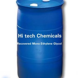 Recovered Mono Ethylene Glycol