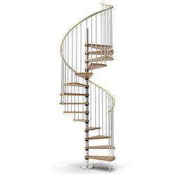 Designer Mild Steel Spiral Staircase