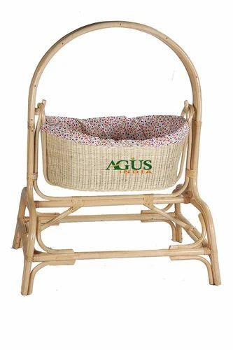 Cane Baby Cradle