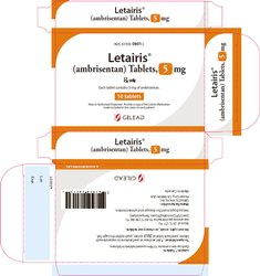 Letairis Tablets