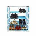 5 Layer Portable Folding Shoe Rack