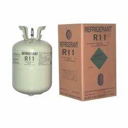 R11 Refrigeration Gas