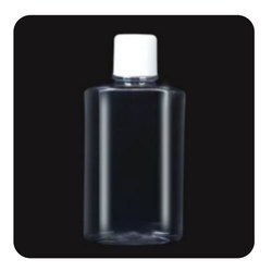 PET Screw Cap plastic bottle, Capacity: 500 ML, Size: 500ml
