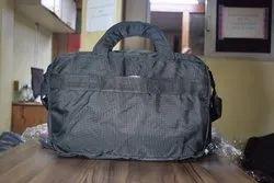 Polyester Black Executive Travel Bag