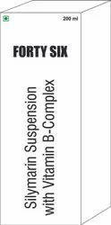 Silymarin Suspension with Vit B Complex
