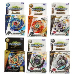 Beyblade Burst Metal Pack of 6 & Pack of 1 Available