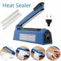 Heat Sealing Machine (Blue, 12 Inch)