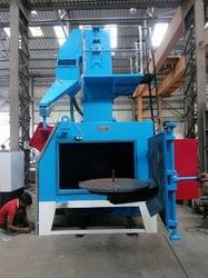 Swing Table Type Airless/ Automatic Shot Blasting Machine