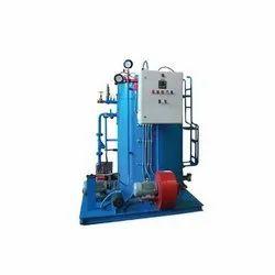 Oil Fired 200 kg/hr Steam Boiler, Non IBR