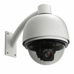 Outdoor Security PTZ Dome Camera